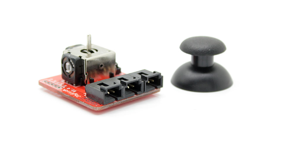 Arduino Compatible PS/2 Thumb Joystick Shield Module