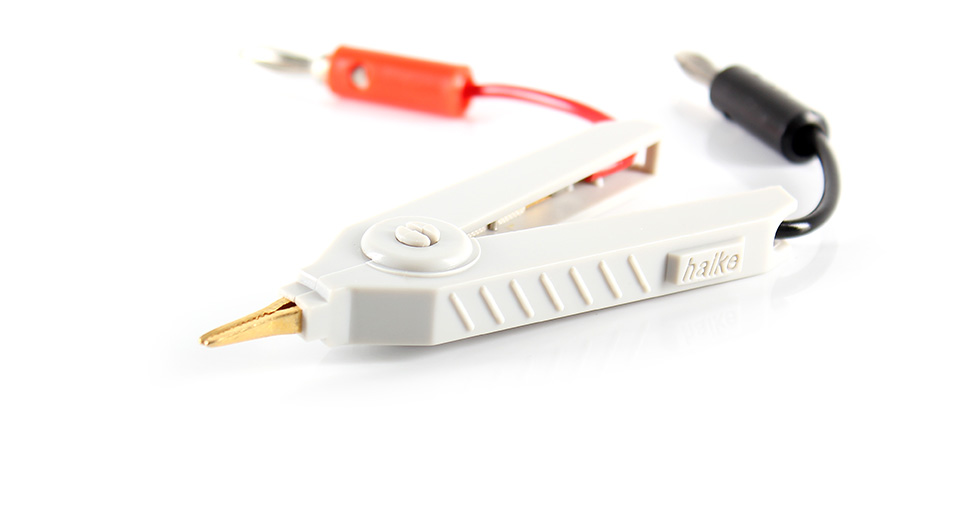 SMD Test Clip Gold plated pure copper