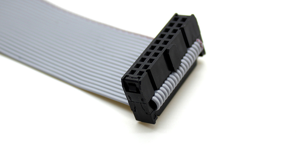 1 38 2x10 20 Pin Idc Ribbon Cable Jtag Cable At
