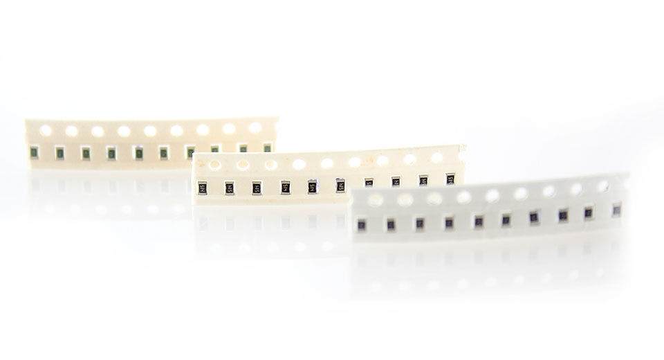 0805 1M-10M SMD Resistors Value-Pack (100-Piece)