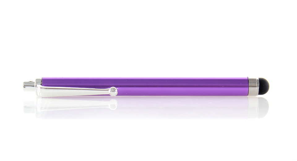 Capacitive Touch Screen Stylus Pen for Smartphones and Tablets (Purple)