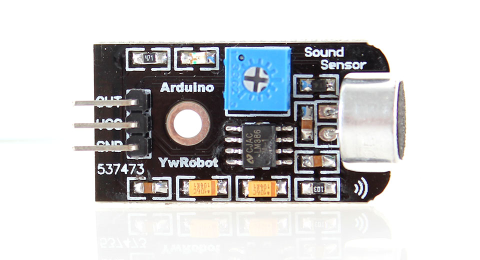 Product Image: lm386-arduino-compatible-digital-microphone-sound