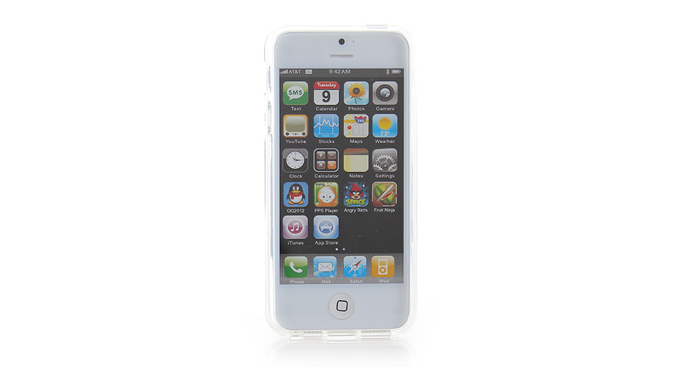 Product Image: tpu-protective-case-for-iphone-5-translucent