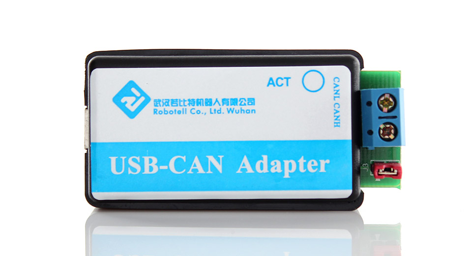 USB2CAN USB-CAN bus Adapter/Analyzer USB 2.0 / CAN 2.0A