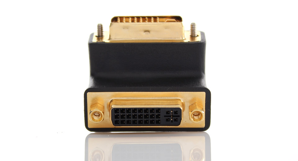 Product Image: right-angle-dvi-male-to-female-adapter