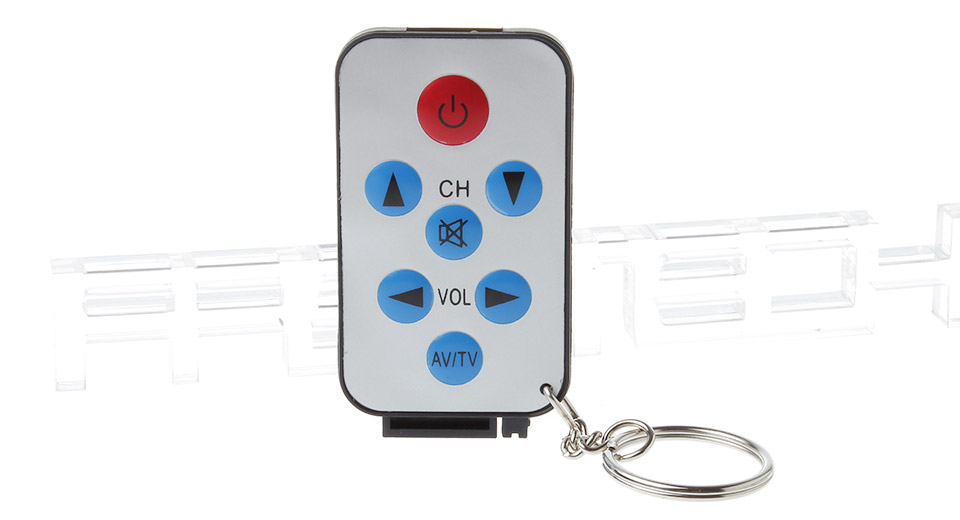 Product Image: universal-ir-mini-tv-remote-control-keychain