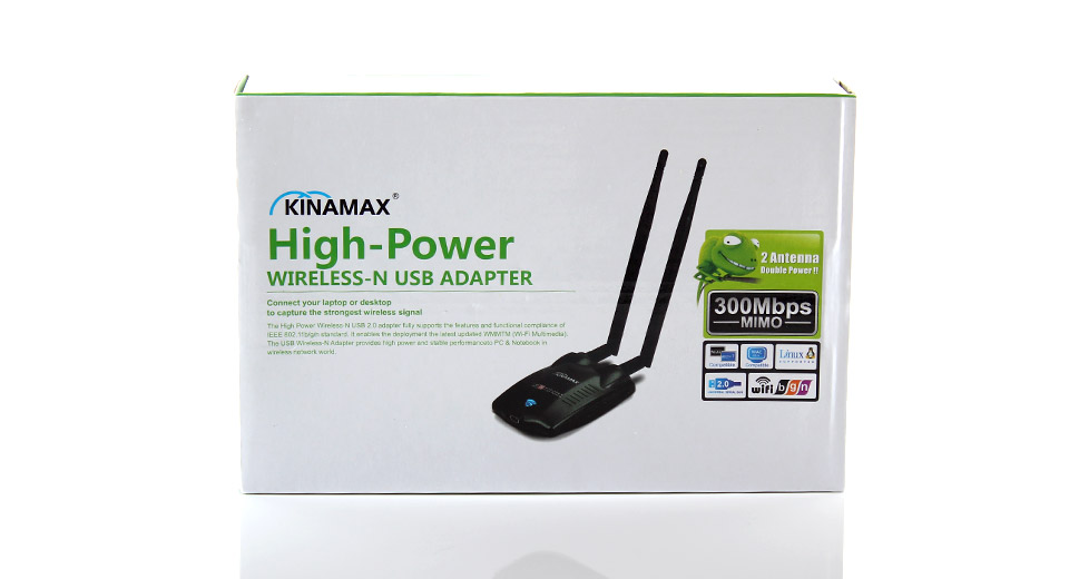 Wireless driver win7 kinamax
