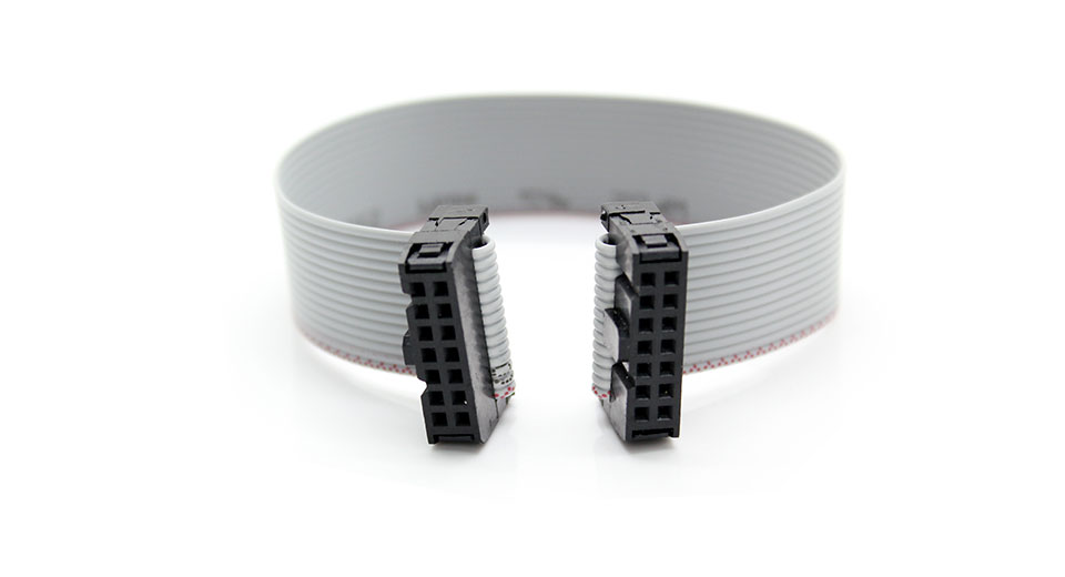 2x7 14-Pin IDC Ribbon Cable JTAG cable