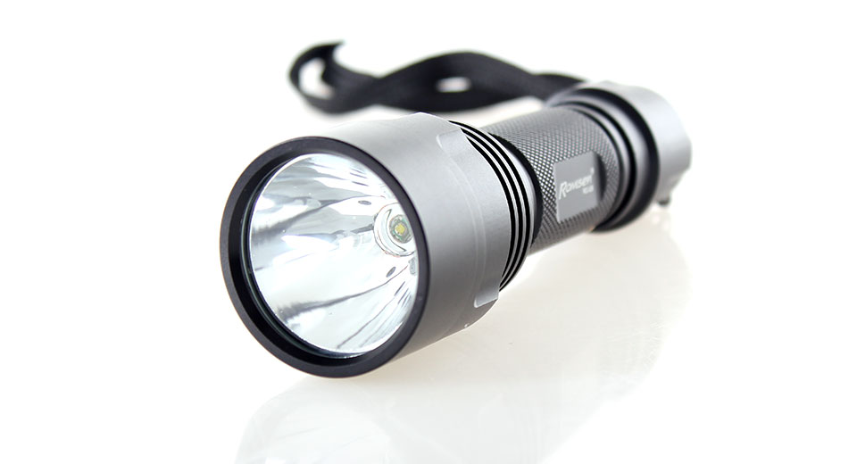 Romisen RC-U8 Cree XP-E R5 3-Mode 350LM LED Flashlight