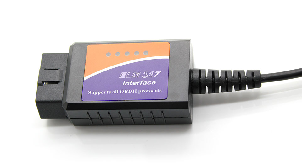 ELM327 USB Interface Car Scanner Tools