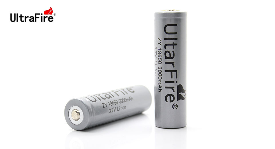 Product Image: ultrafire-18650-3-7v-3000mah-rechargeable-li-ion