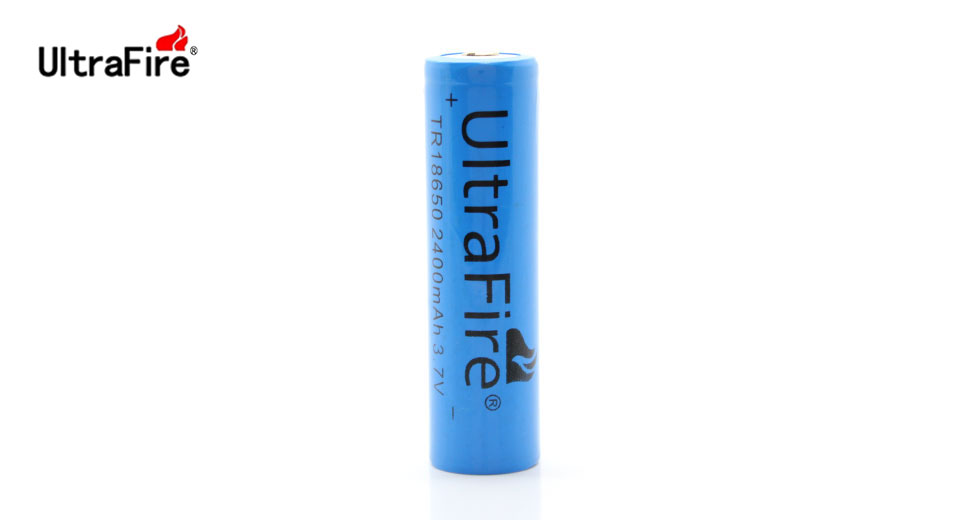 Product Image: ultrafire-tr-18650-3-7v-2400mah-rechargeable-li