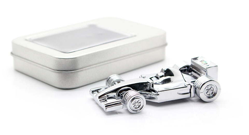 F1 Race Car USB Flash/Jump Drive (4GB)