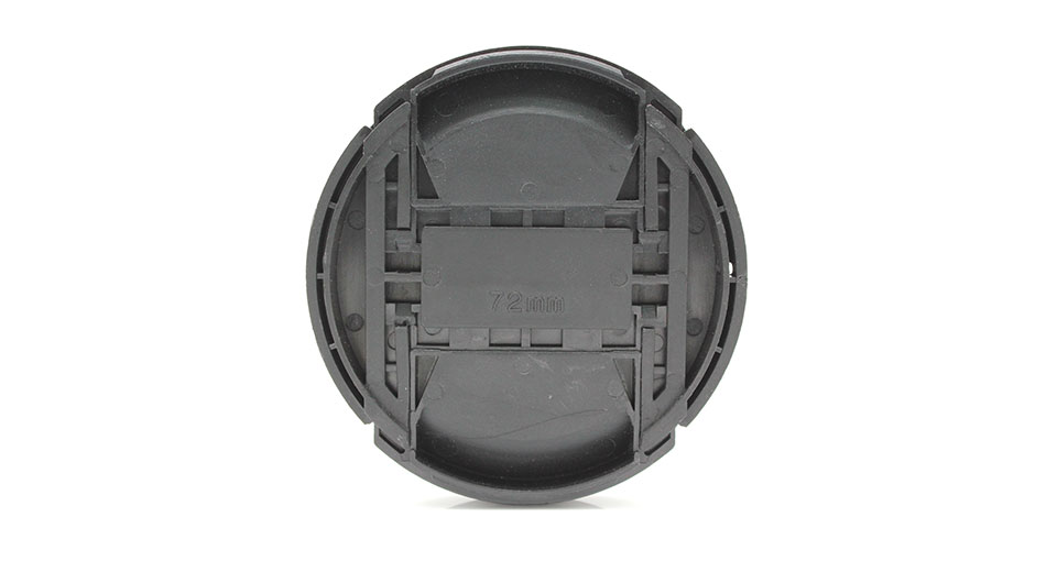 72mm Lens Cover for Nikon DSLR Cameras
