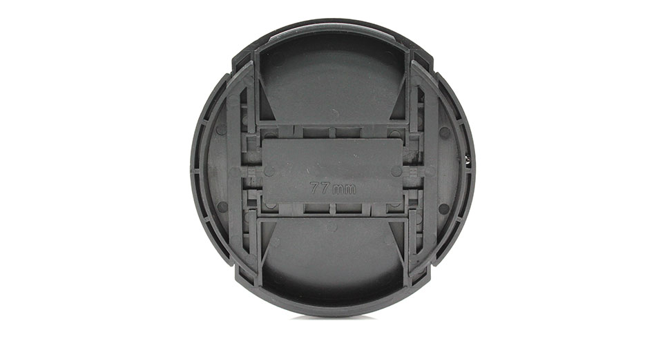 77mm Lens Cover for Nikon DSLR Cameras