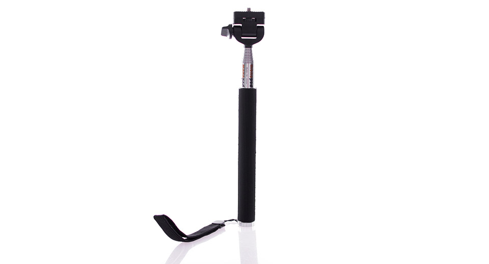 Handheld Stainless Steel Monopod / Unipod for Digital C