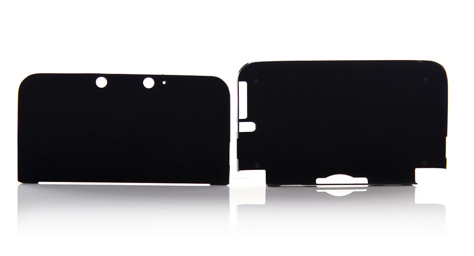 Protective Aluminium Case for Nintendo 3DS LL XL Black