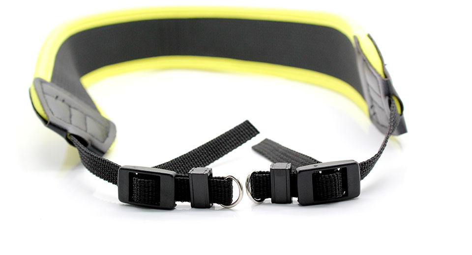 Shoulder Neck Strap for Nikon DSLR yellow