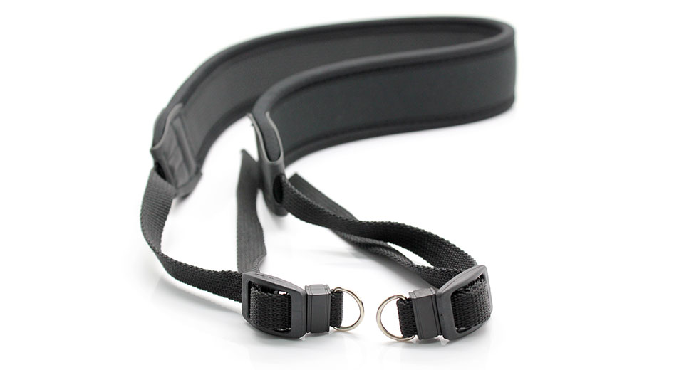 Shoulder Neck Strap for Nikon DSLR black