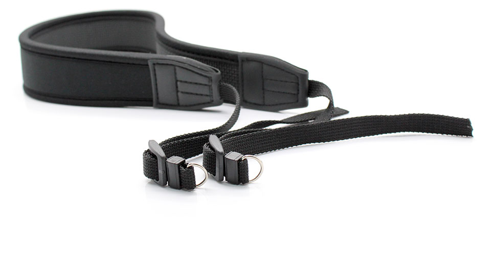 Shoulder Neck Strap for Canon DSLR black