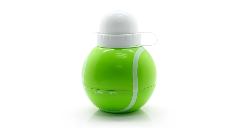 Product Image: unique-collapsible-tennis-ball-water-bottle