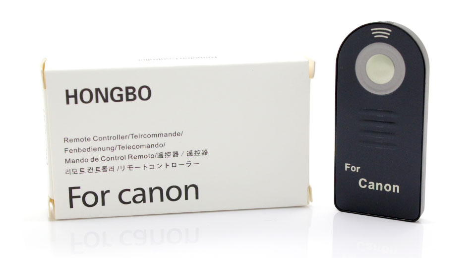 Canon RC-5 Compatible Wireless Remote Camera Shutter Tr