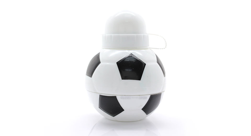 Unique Collapsible Football Water Bottle
