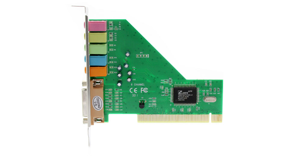 NEW DRIVERS: C MEDIA CMI8738 4 CHANNEL PCI SOUND CARD
