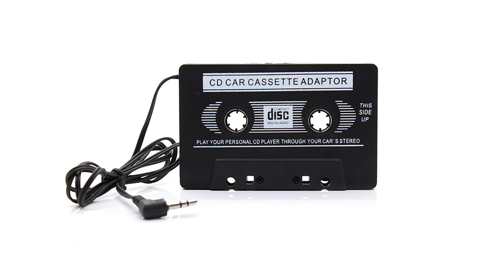 Car Cassette Tape Adapter Transmitters for MP3 / CD / D