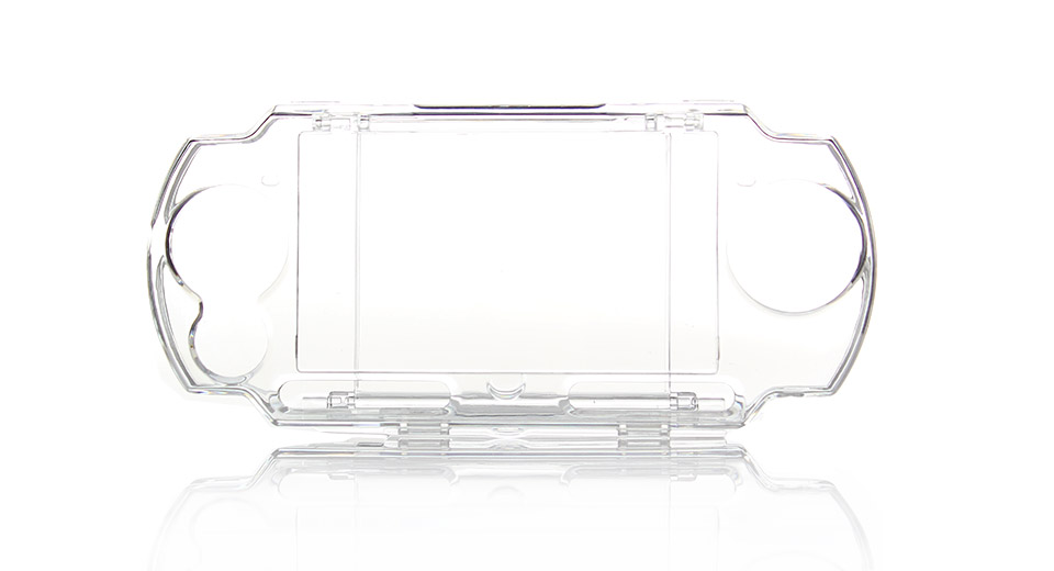 Protective PVC Crystal Case for PSP 3000 translucent