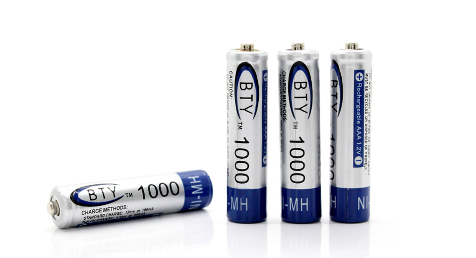 Product Image: bty-1000-ni-mh-rechargeable-aaa-batteries-4-pack