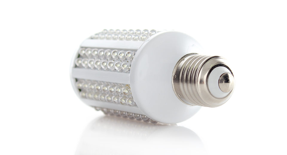 $14.40 E27 10W 166-LED 1000-Lumen 6000-6500K White Energy Saving ...