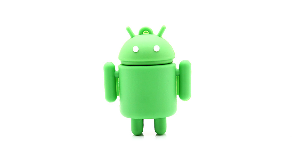 Android Robot USB Flash/Jump Drive (2GB)