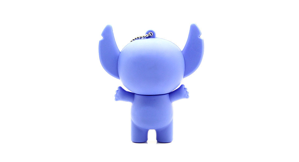 Stitch USB Flash/Jump Drive (2GB) with keychain