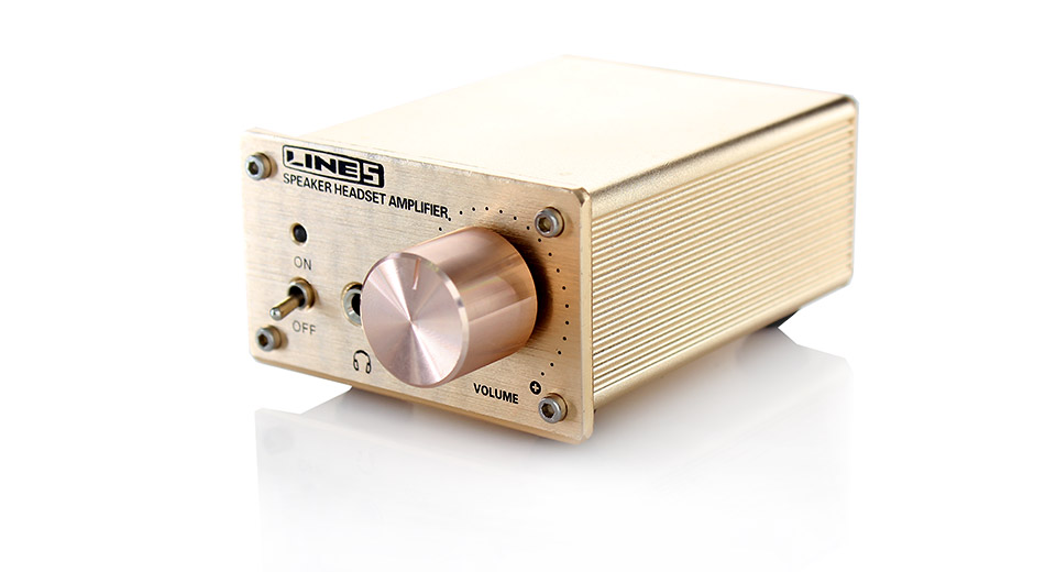 LINE 5 A910 Stereo Digital Audio Power Amplifier with 3