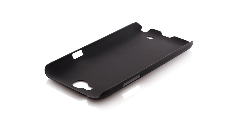 Protective PVC Matte Back Case for Samsung Galaxy Note