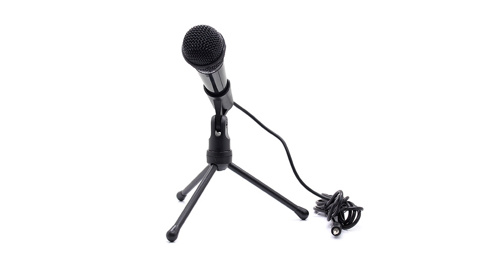 SF-910 Desktop Microphone with Tripod (3.5mm)