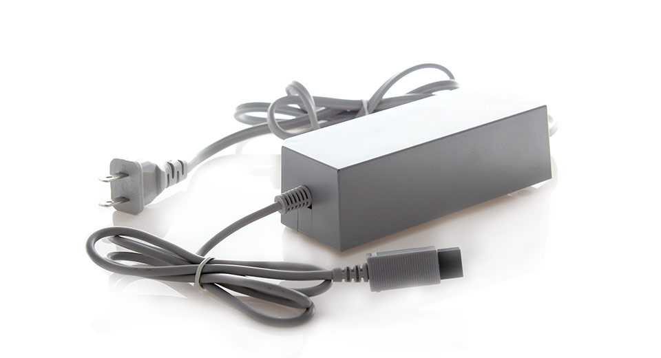 AC Power Adapter for Wii Console US plug / 100~240V