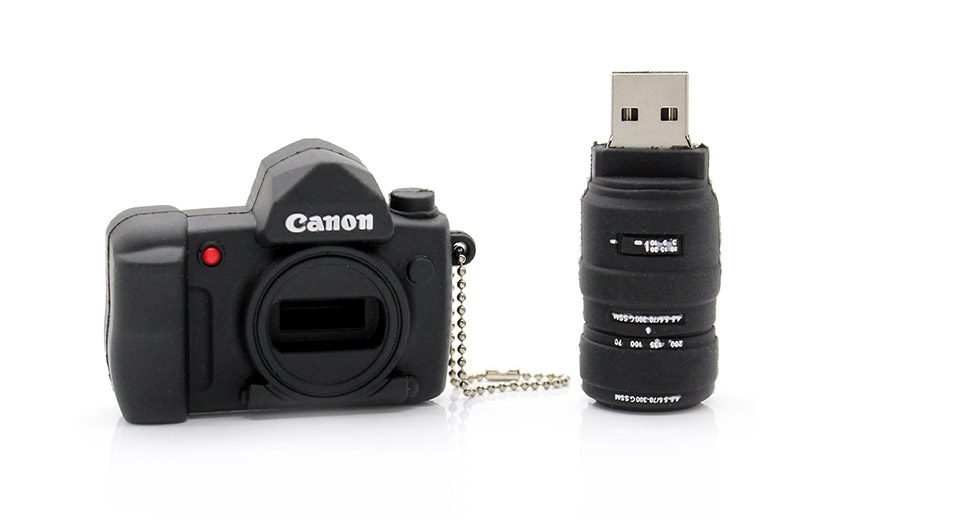 Canon Digital Camera Style USB Flash/Jump Drive (4GB)