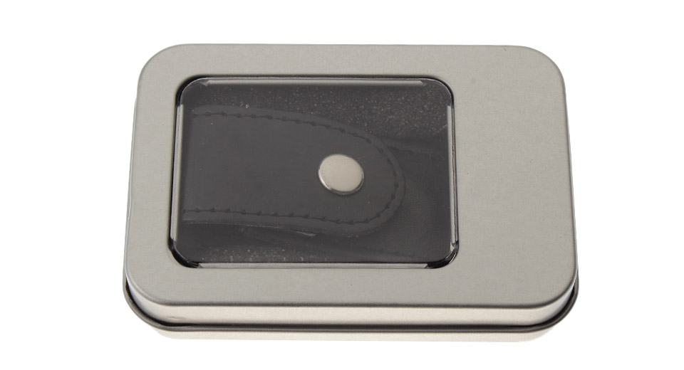 Stylish Leather USB Flash/Jump Drive (8GB)