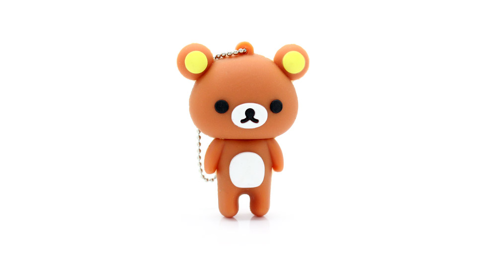 Cute Bear USB Flash/Jump Drive 4GB