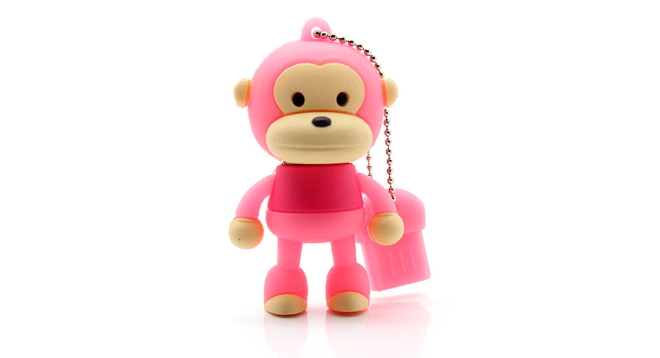 Big Mouth Monkey USB Flash/Jump Drive 2GB
