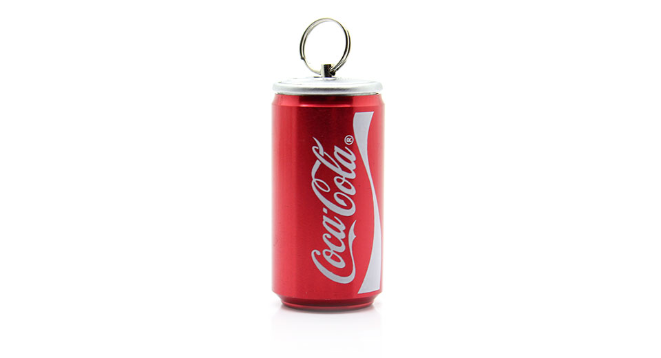 Coca-Cola Can USB Flash/Jump Drive 8GB