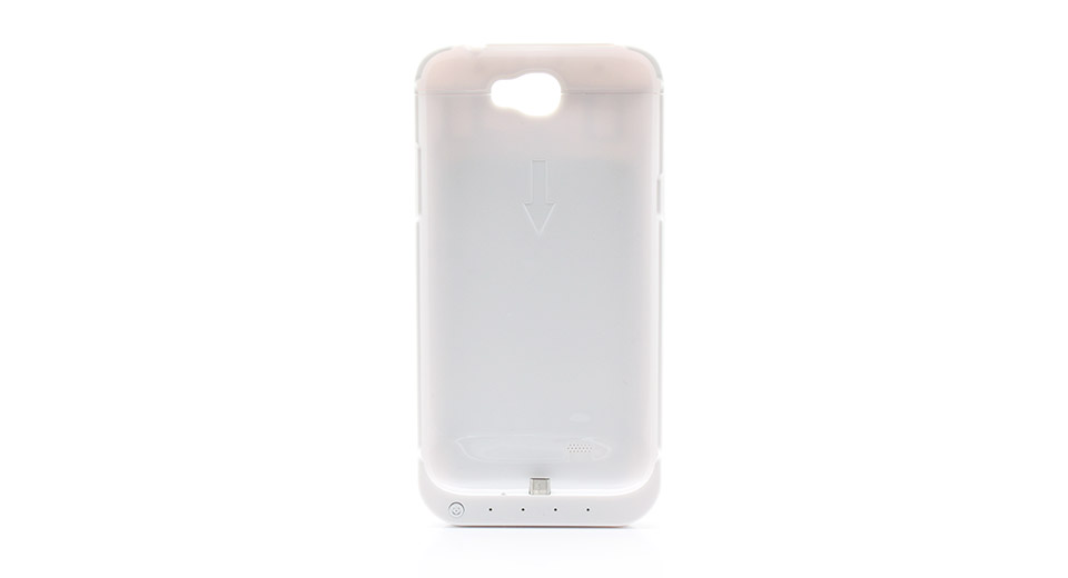 Product Image: 3200mah-rechargeable-white-external-battery-back-c