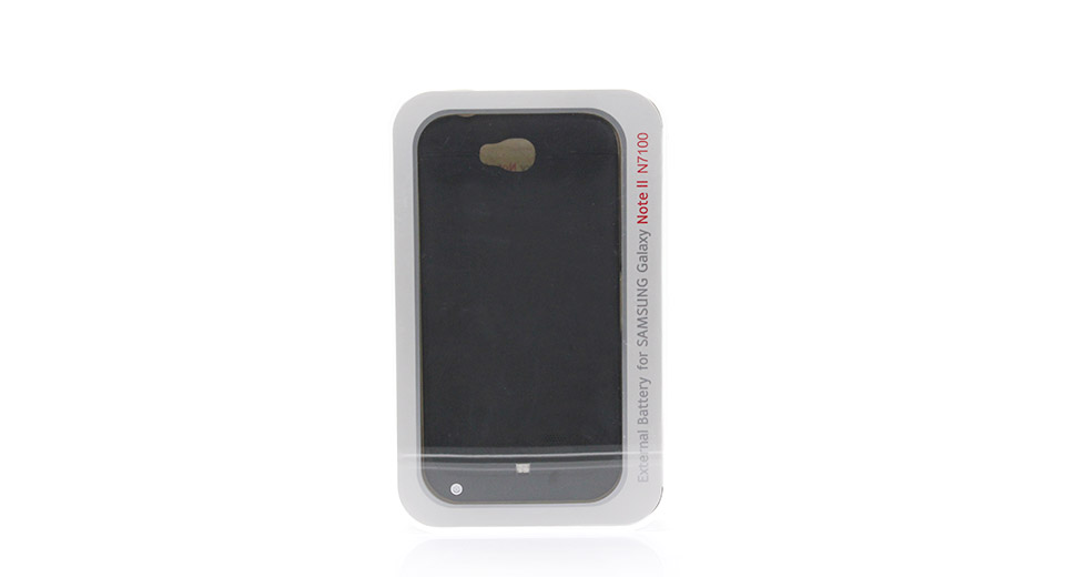 3200mAh Rechargeable External Battery Back Case for Samsung N7100