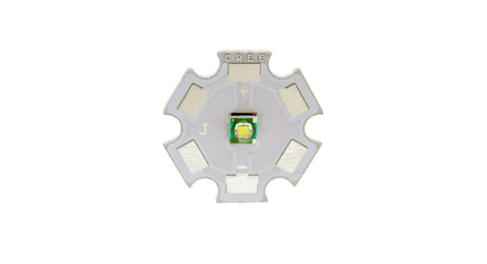 Cree XP-E R4 200LM LED Emitter on 20mm Star 3.3-3.7V /