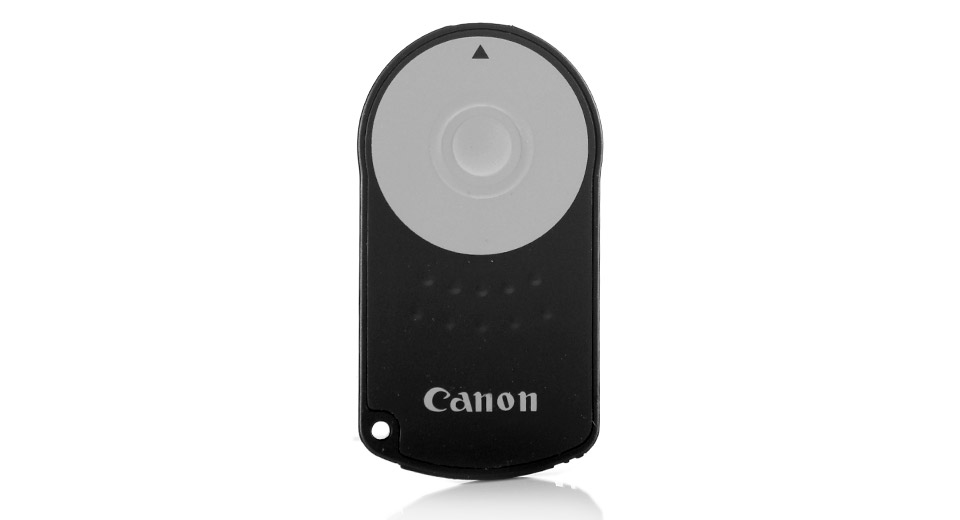 RC-6 Infrared Remote Controller for Canon 5D2 5D3 650D