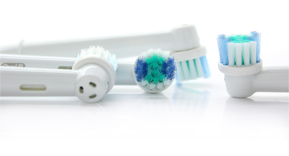 EB17-4 Compatible Replacement Electric Toothbrush Heads