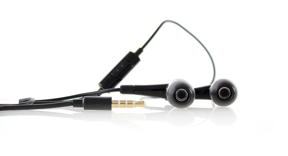 In-Ear Earphone with Volume Control/Microphone (3.5mm)