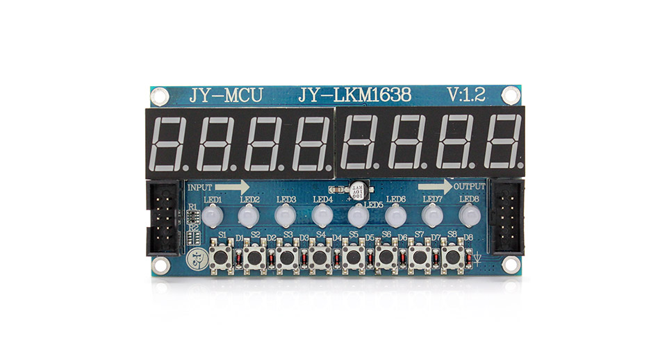 Product Image: jy-mcu-8-digit-7-segment-numeric-display-red-8